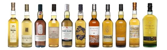 Diageo Special Releases 2014