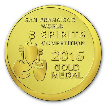 SF Whisky Competition Gold Medal