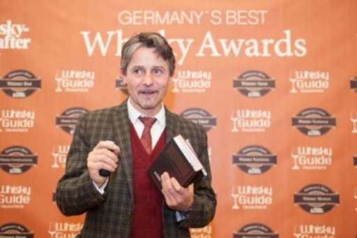 Heinfried Tacke, Autor des Whisky Guide