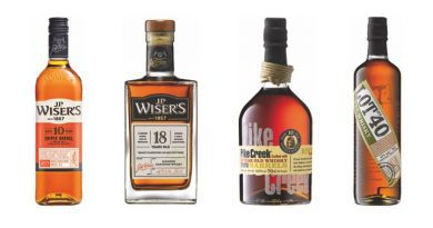 Wiser's, Pike Creek und Lot 40