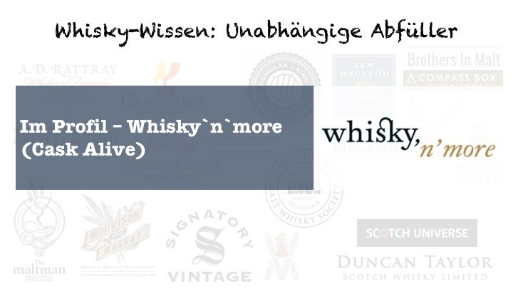 Whisky 'n' more im Profil