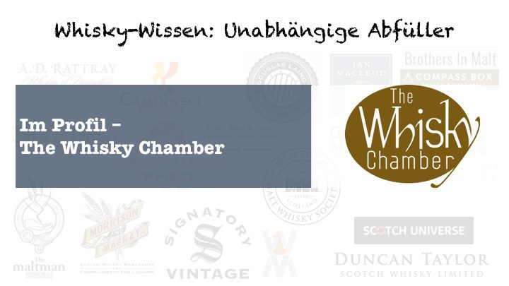 UA The Whisky Chamber im Profil