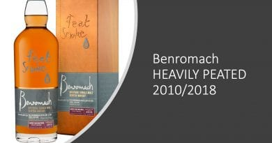 Benromach Heavily Peated