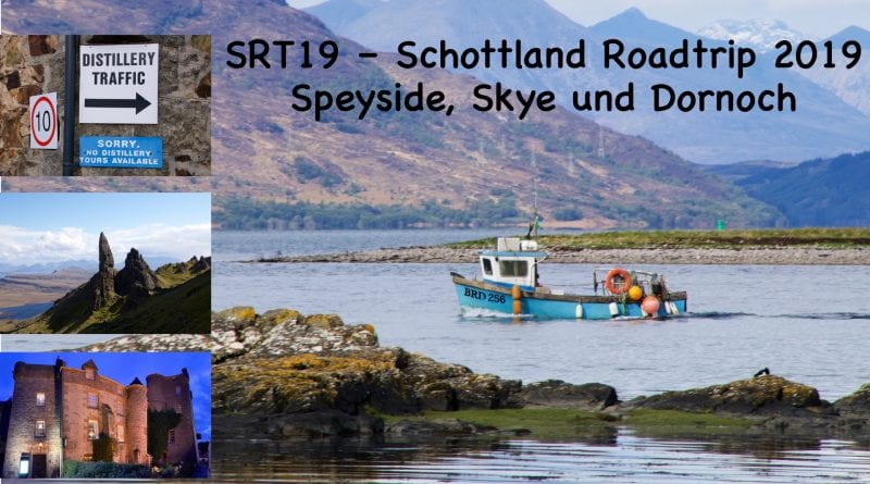 SRT19 - Schottland Roadtrip 2019