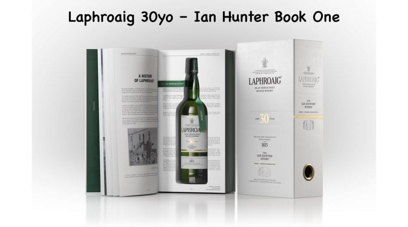 Laphroaig 30yo Book One