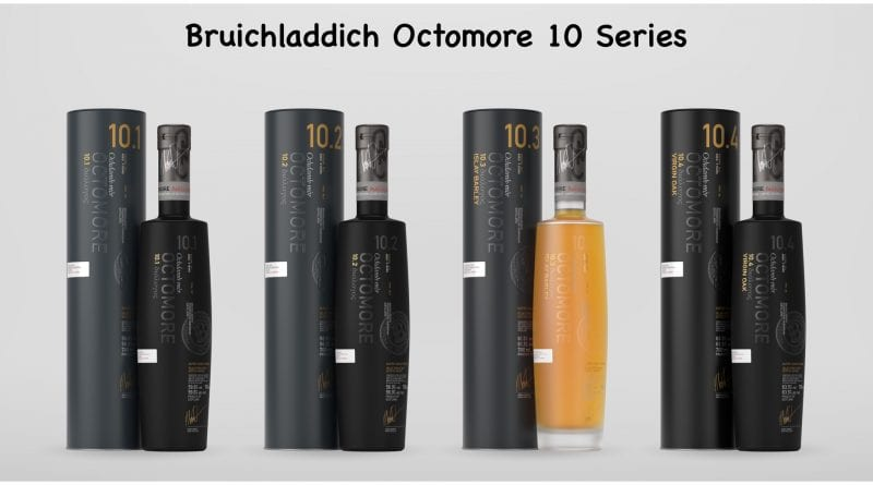 Octomore 10 Series
