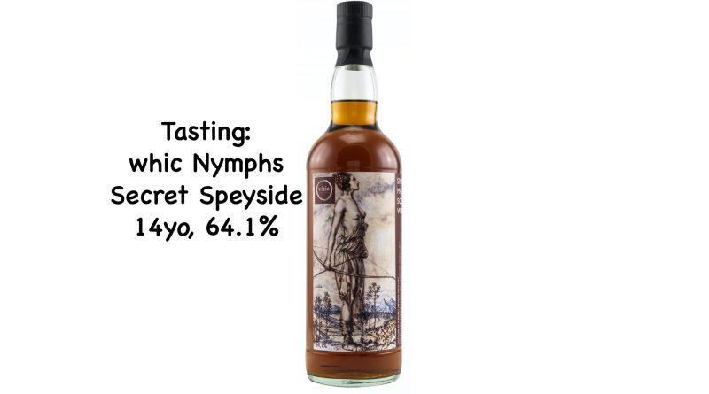 whic Nymphs Secret Speyside
