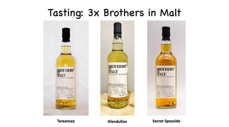 Brothers in Malt Secret Speyside
