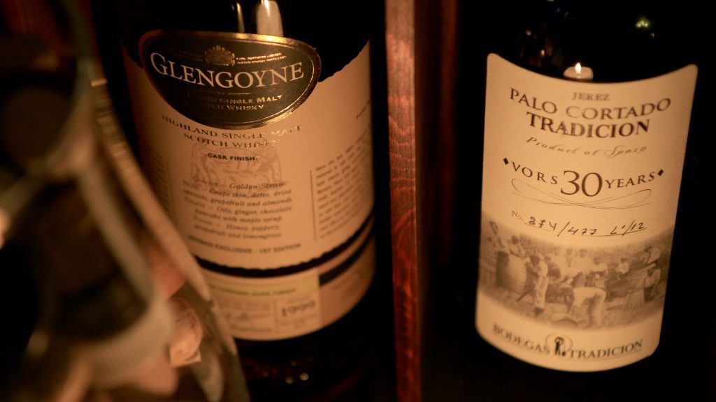 Glengoyne Whisky meets Sherry