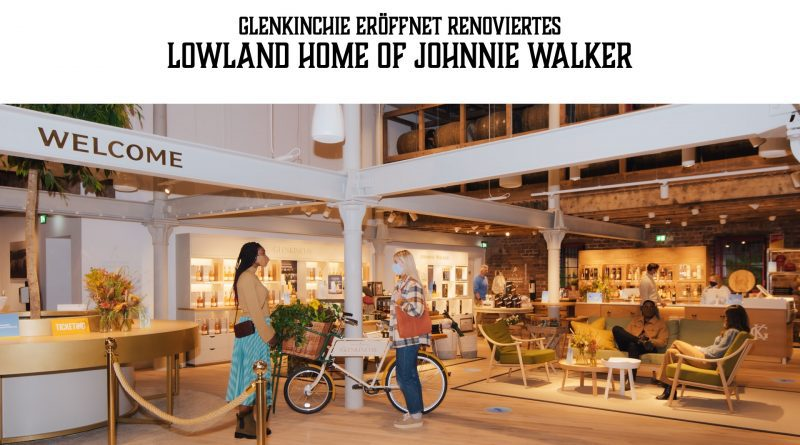Glenkinchie - Lowland Home Johnnie Walker