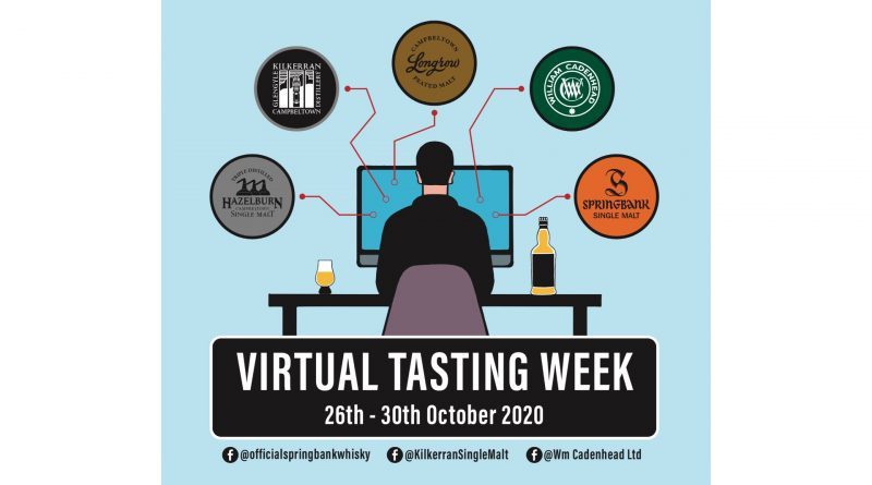 Springbank Virtual Tasting Week 2020