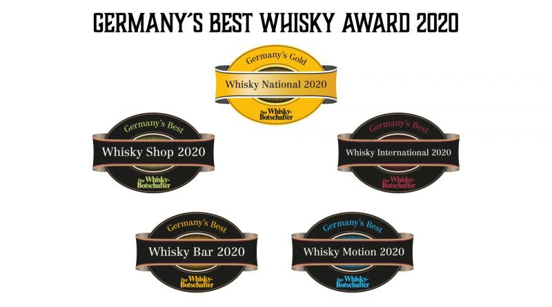 Germany´s Best Whisky Award 2020