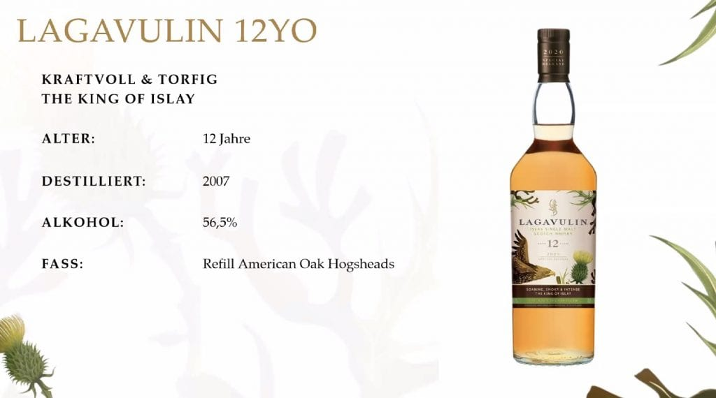 Diageo Special Releases 2020 Lagavulin