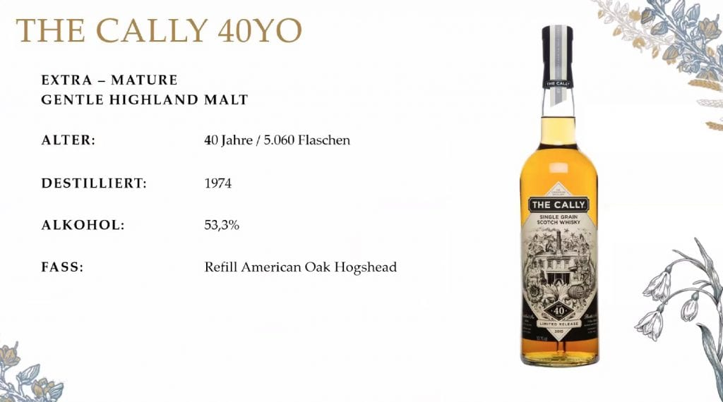 Diageo Special Releases 2020 The Cally