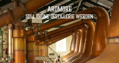 Project WhiskHy bei Ardmore
